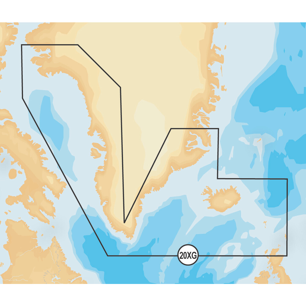 +  XL9 Chart • 20XG Greenland & Iceland