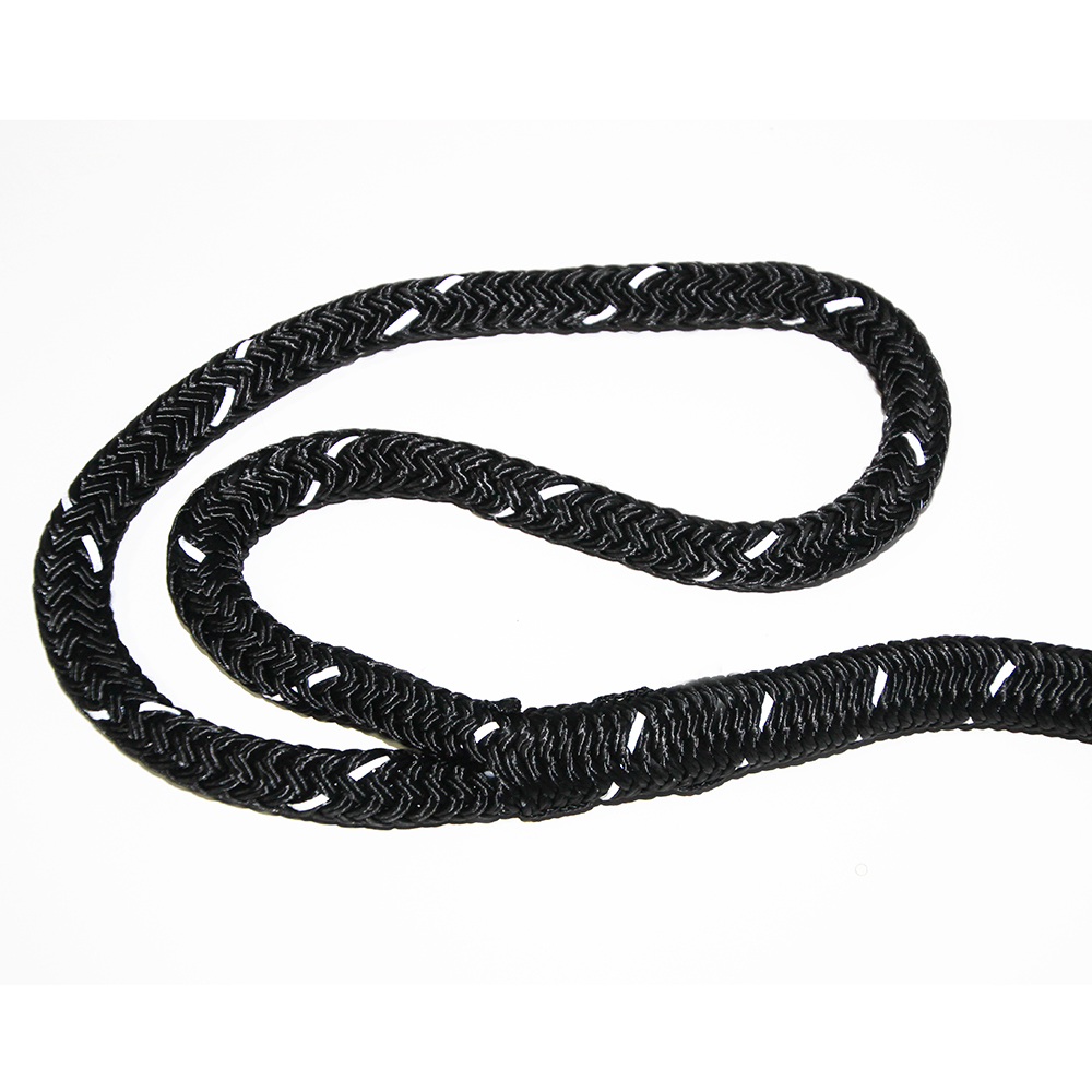 Reflective Dock Line Black 15mm