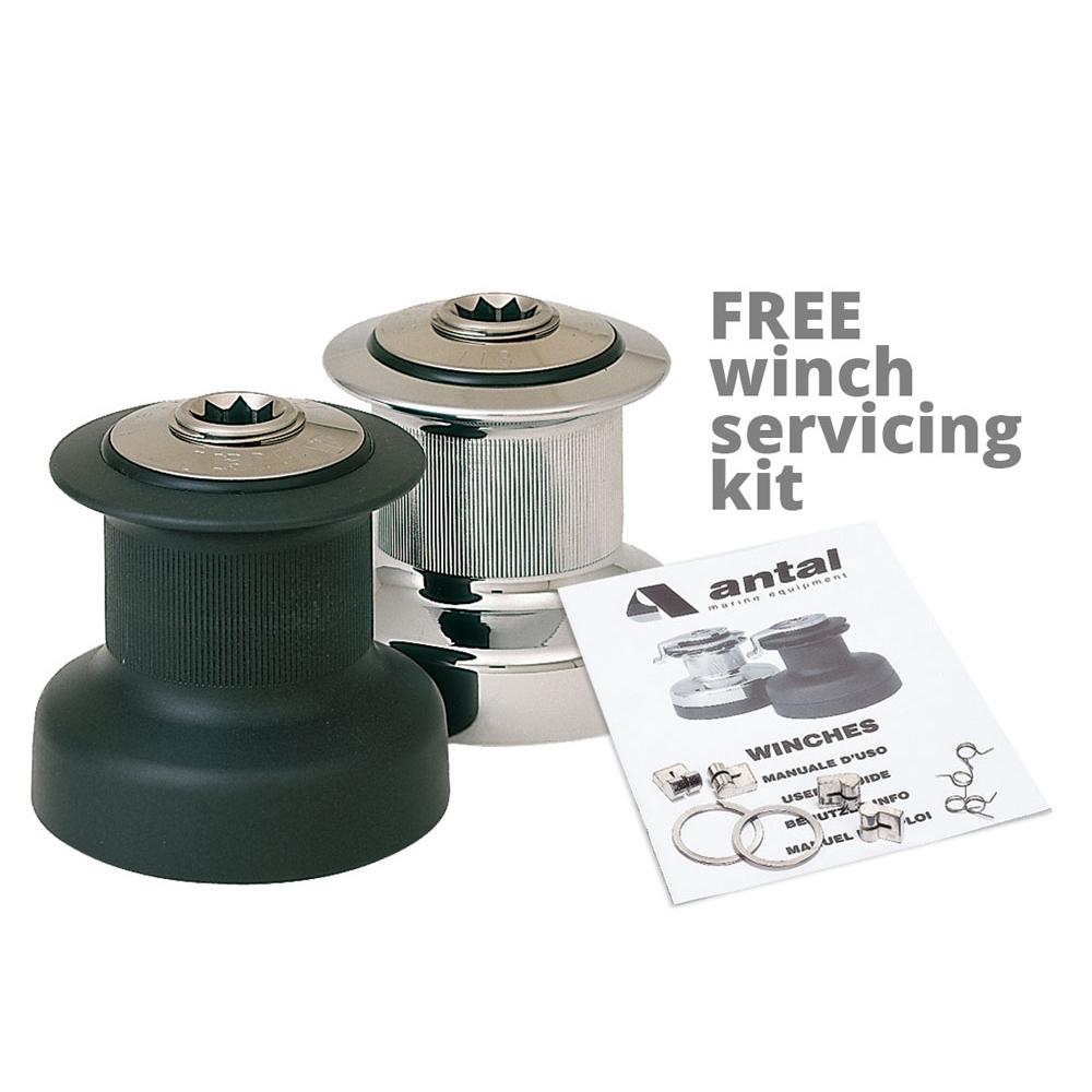 W8 Winch and FREE Service Kit