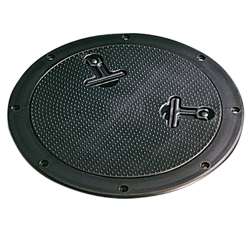 Viking Lock-In Deck Plate Black