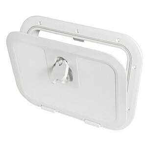 Flush Inspection Hatches White
