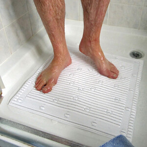 Antimicrobial Shower Mats