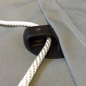 Furled Headsail Cover