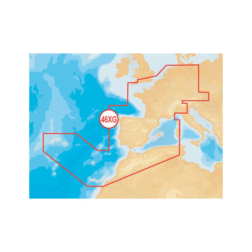 PLUS 46XG Central & West Europe