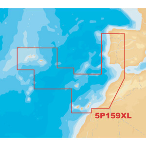 Platinum+ XL Chart • 5P159XL Portugal to Azores