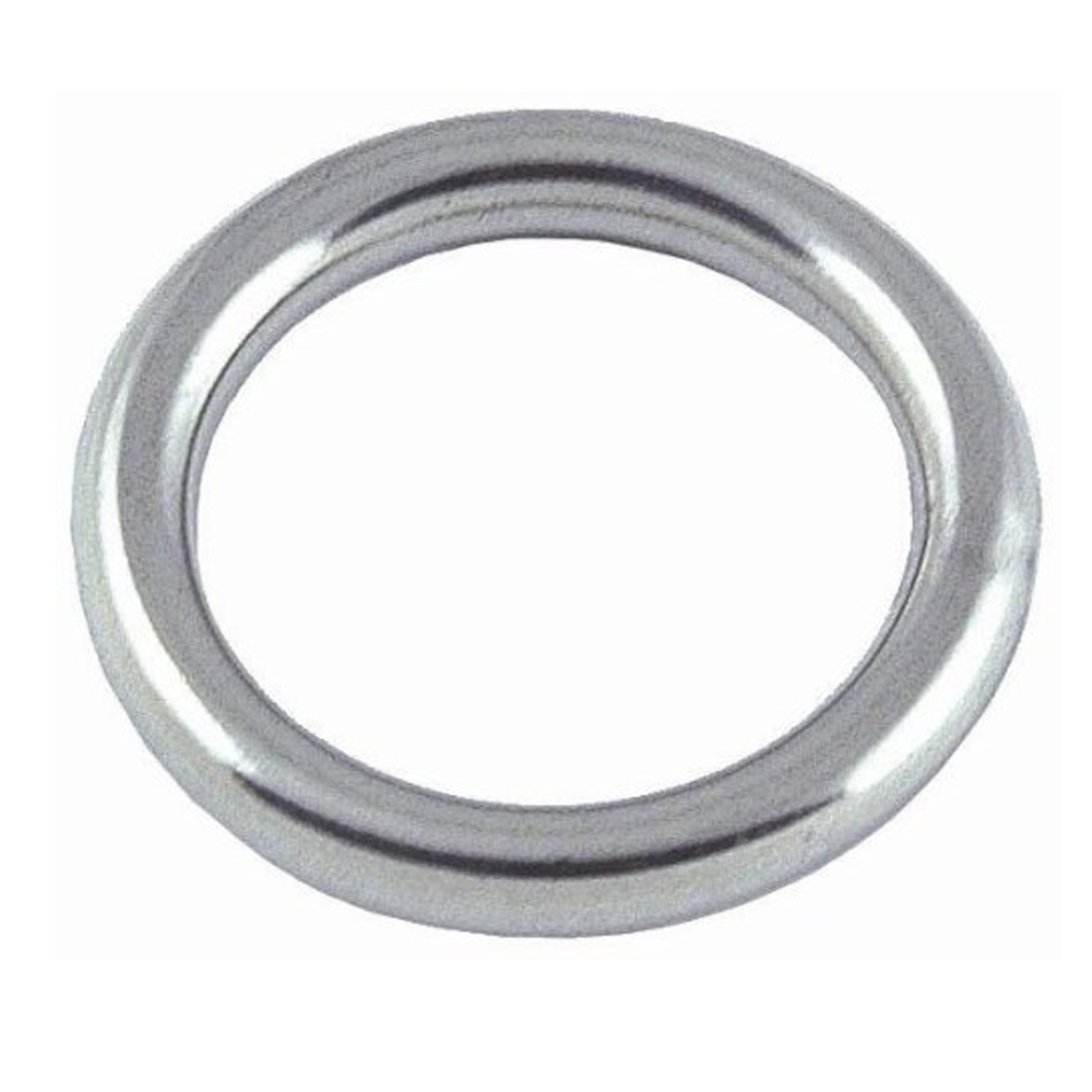 Stainless Steel Round Rings