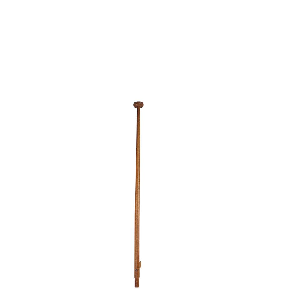 Ensign Staffs - Mahogany
