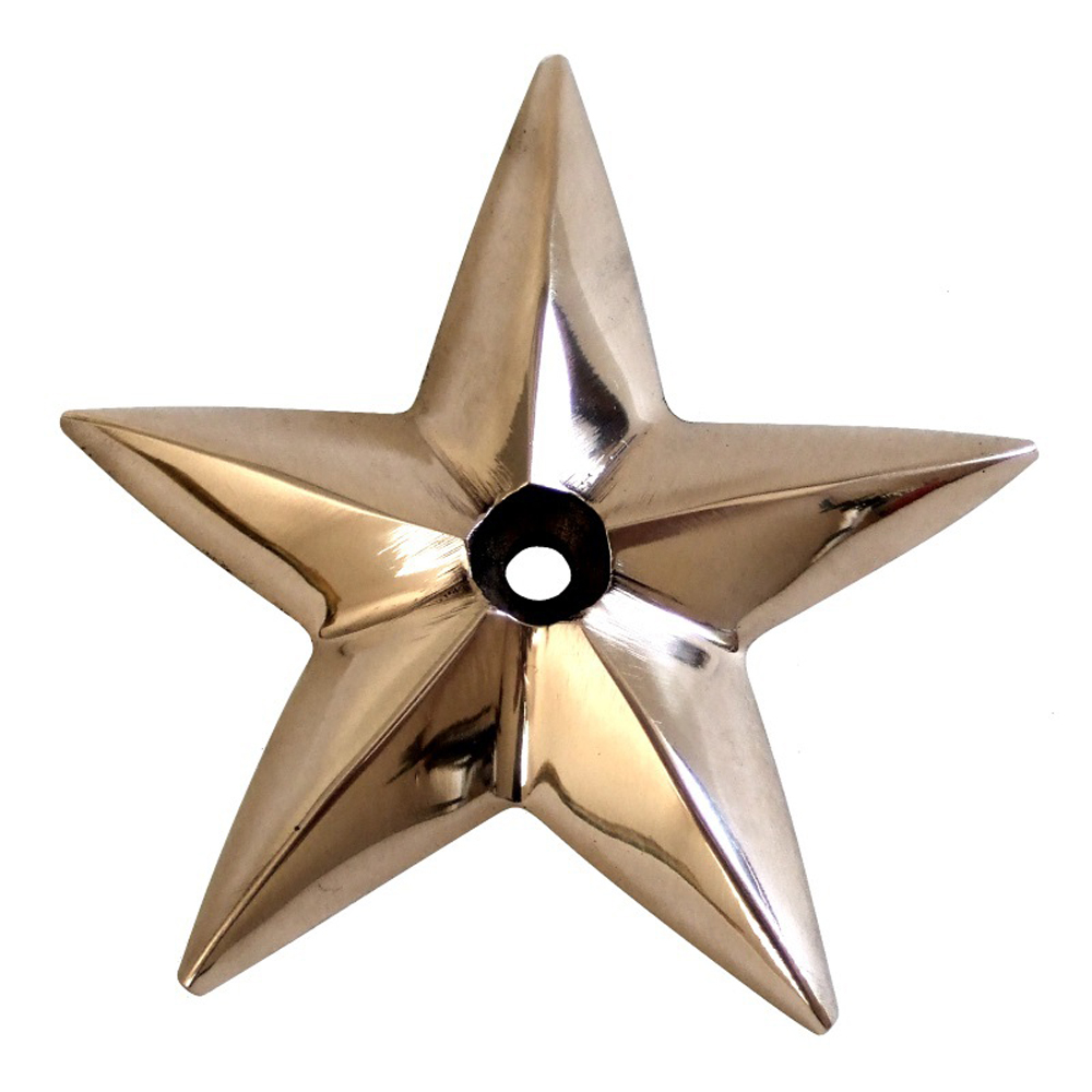 Bronze Good Fortune Star