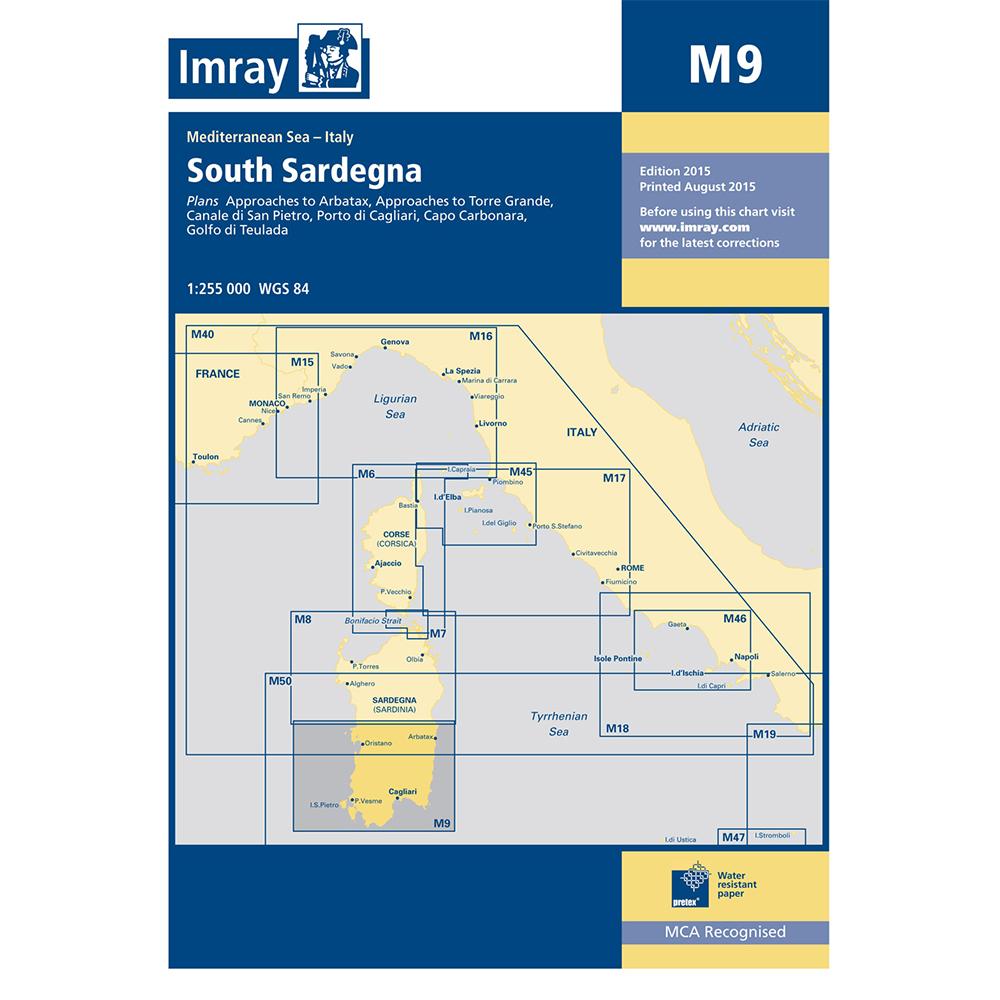 M9 Sardegna (South)