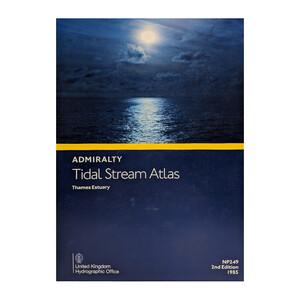 Tidal Stream Atlas NP249 - Thames Estuary (with Co-Tidal Cha