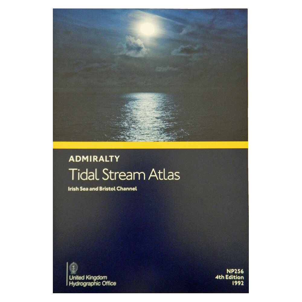 Tidal Stream Atlas NP256 - Irish Sea & Bristol Channel