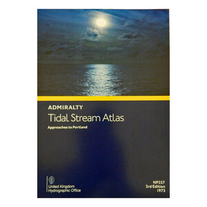 Tidal Stream Atlas NP257 - Approaches to Portland