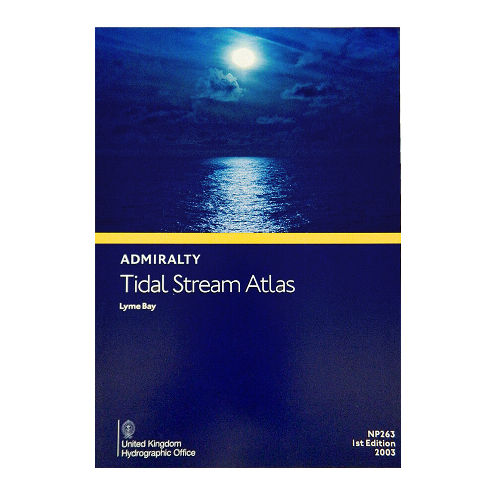 Tidal Stream Atlas NP263 - Lyme Bay