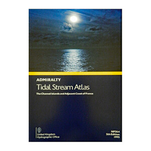 Tidal Stream Atlas NP264 - Channel Islands & Adjacent Coasts