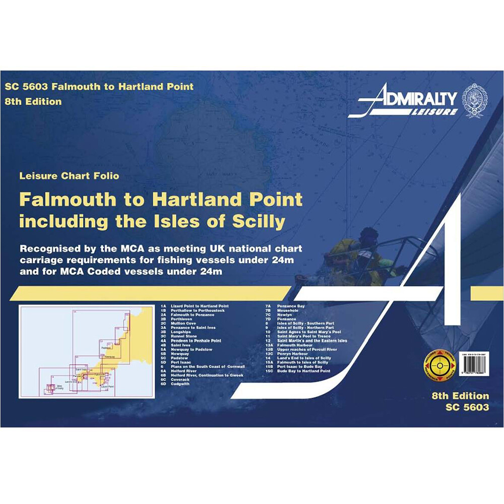 Folio - SC5603 - Falmouth to Hartland Point