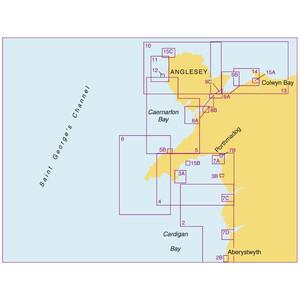 Folio - SC5609 - North West Wales inc Menai Strait