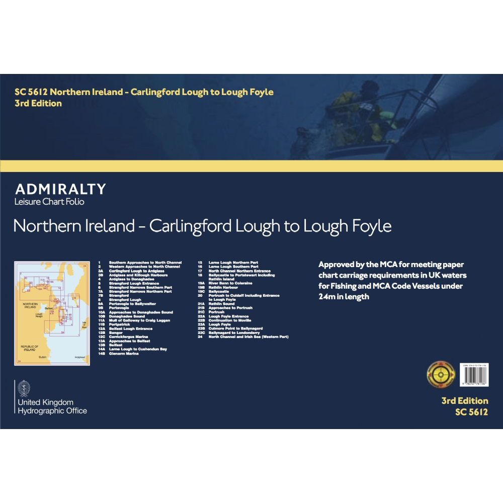 Folio - SC5612 - Northern Ireland