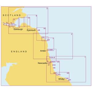 Folio - SC5615 - East Coast - Whitby to Edinburgh