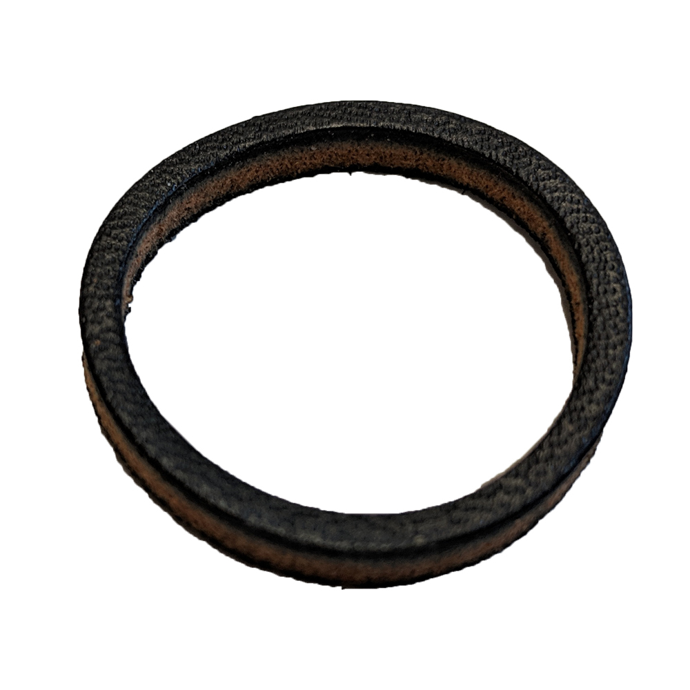 "Blakes  Taylors spares - 1"" Leather Washer"