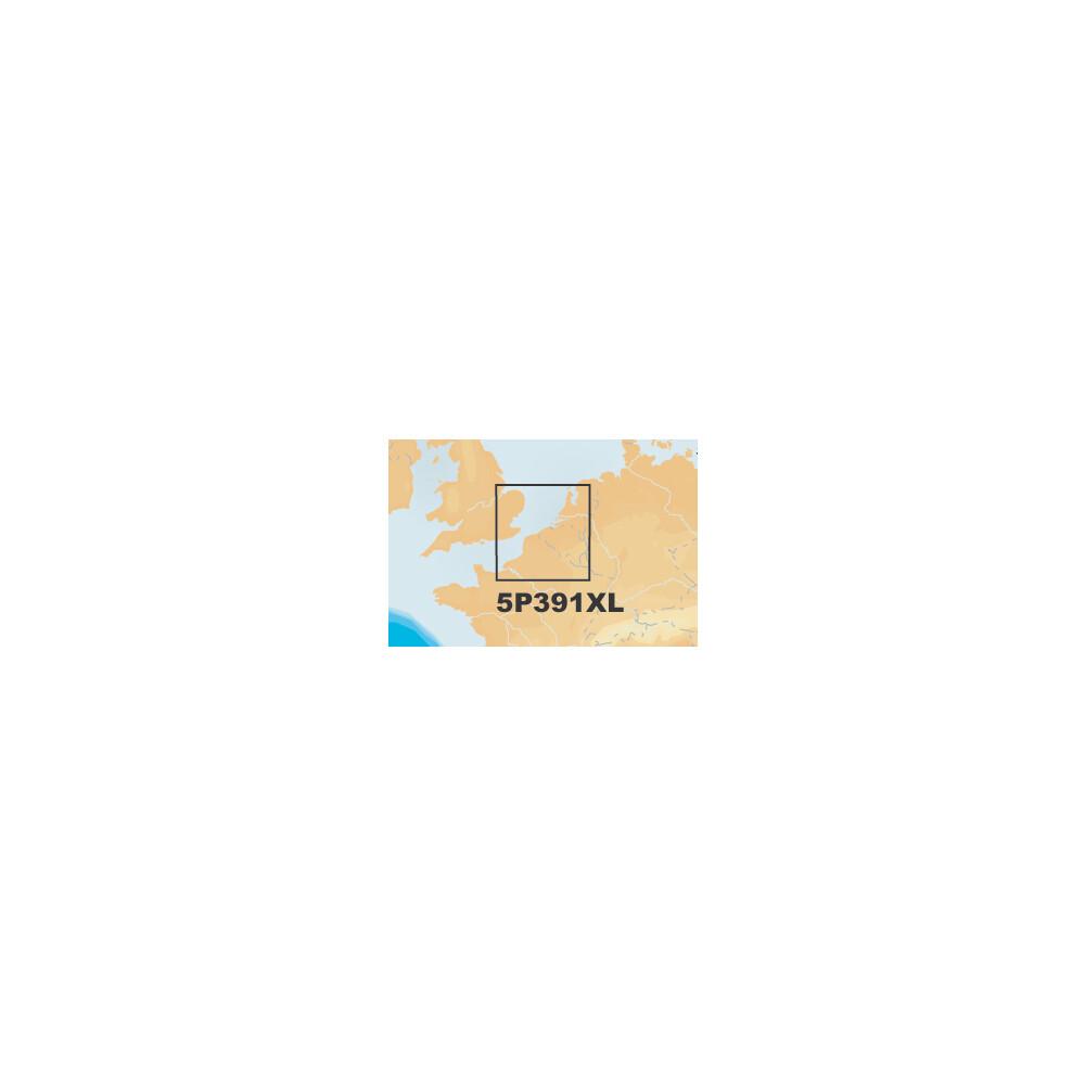 Platinum+ XL Chart • 5P391XL Strait of Dover