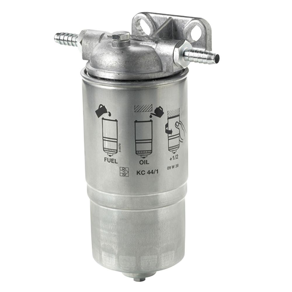 Water Separator Fuel Filter Complete