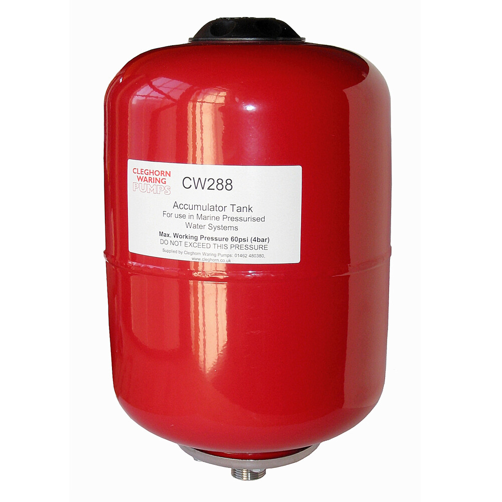 Accumulator Tank - 8 Litre