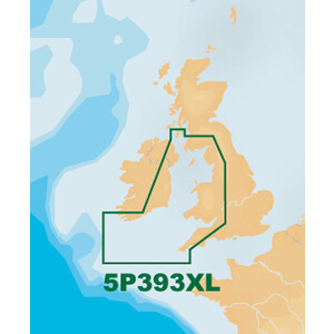 Platinum+ XL Chart • 5P393XL Irish Sea