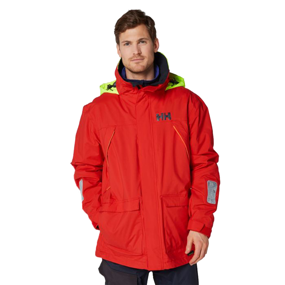 Men's Pier Jacket - Red
