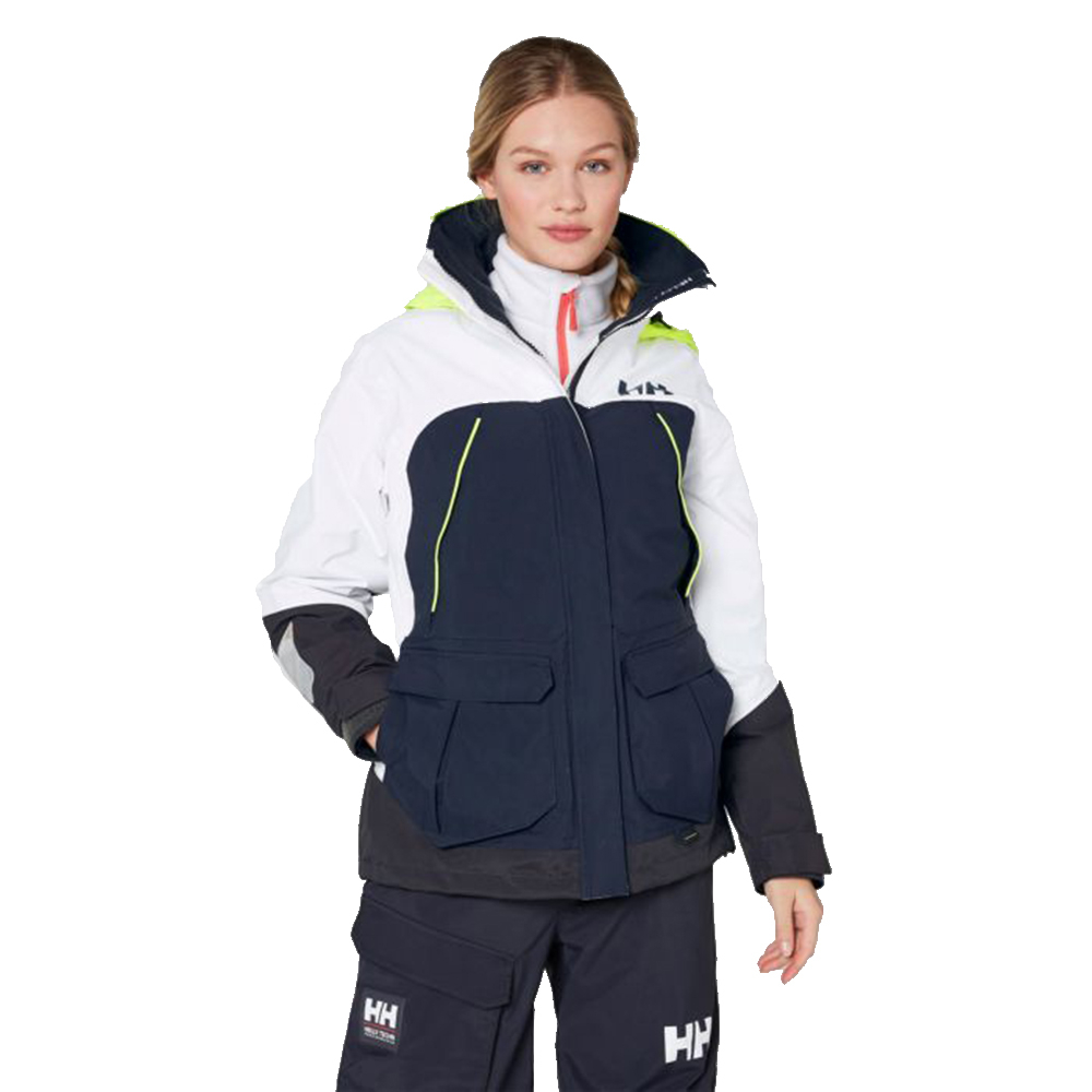Women's Pier Jacket - Navy