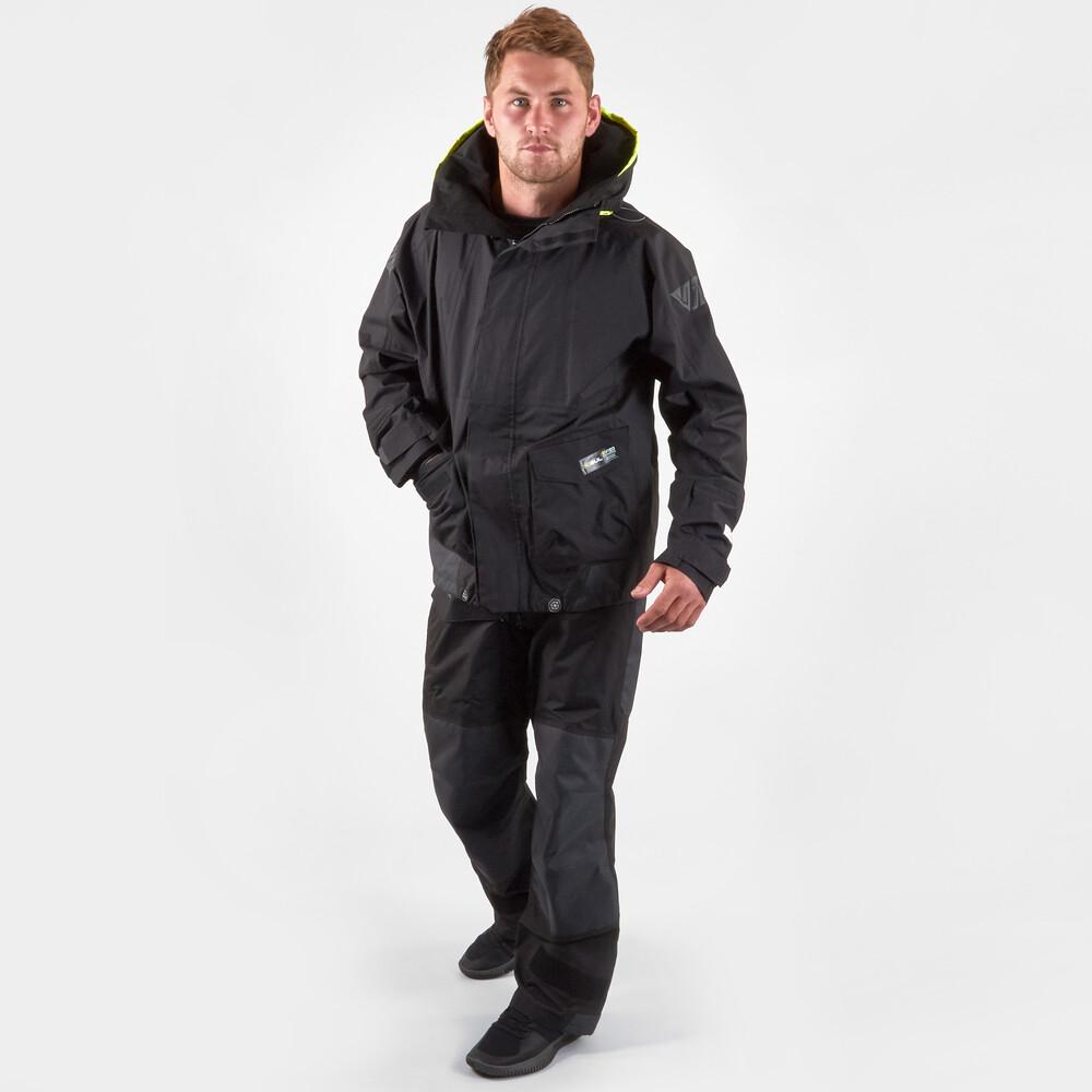 Vigo Coastal Suit Black