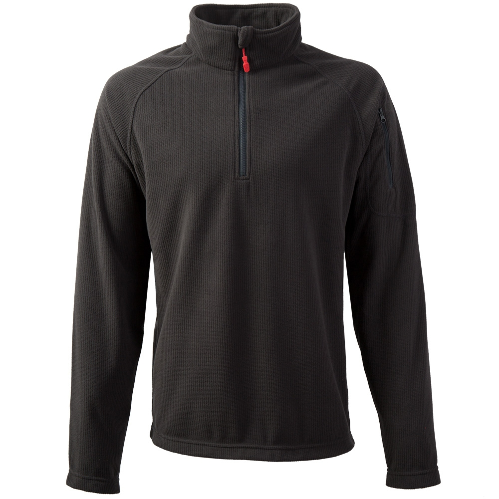 Men's Grid Microfleece - Graphite