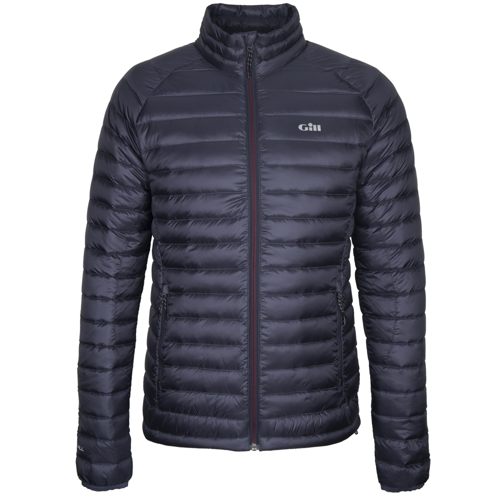 Men's Hydrophobe Down Jacket Navy