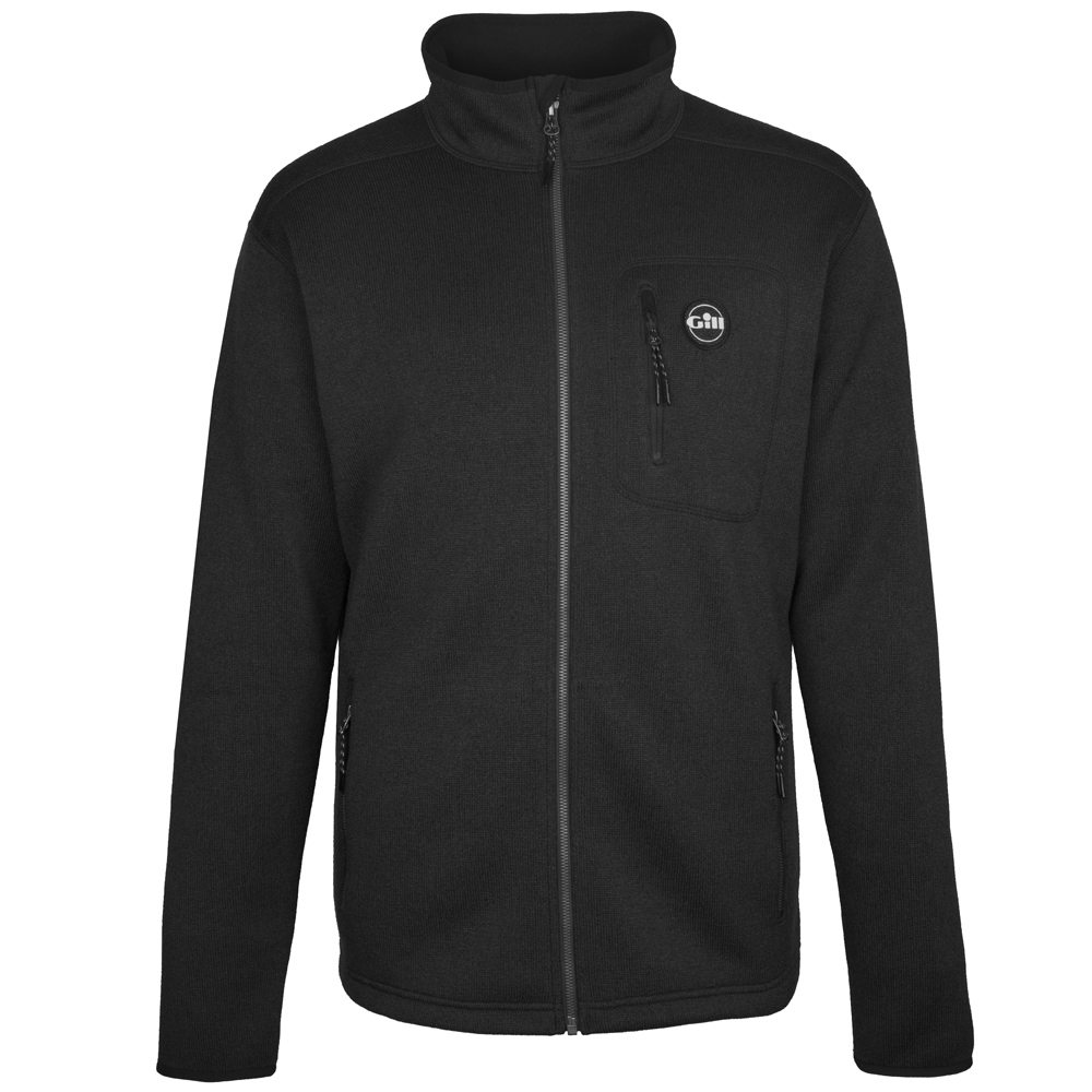 Men's Knit Fleece Jacket