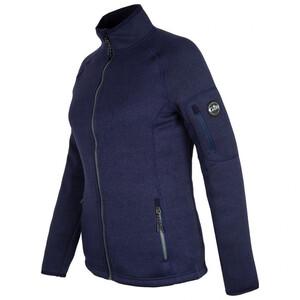 Womens Knit Fleece Jacket