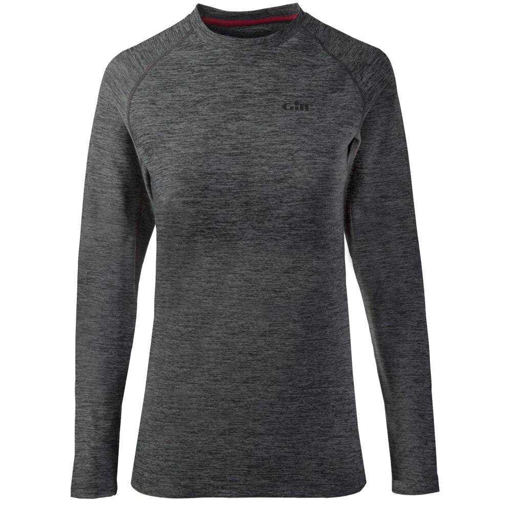 Women's Long Sleeve Crew Neck Top