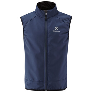 Men's Cyclone Softshell Vest - Marine
