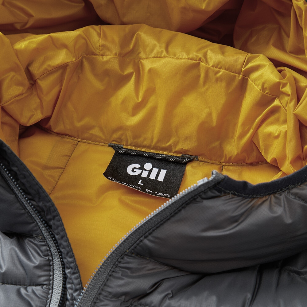 Men's North Hill Jacket - Ash-Ochre