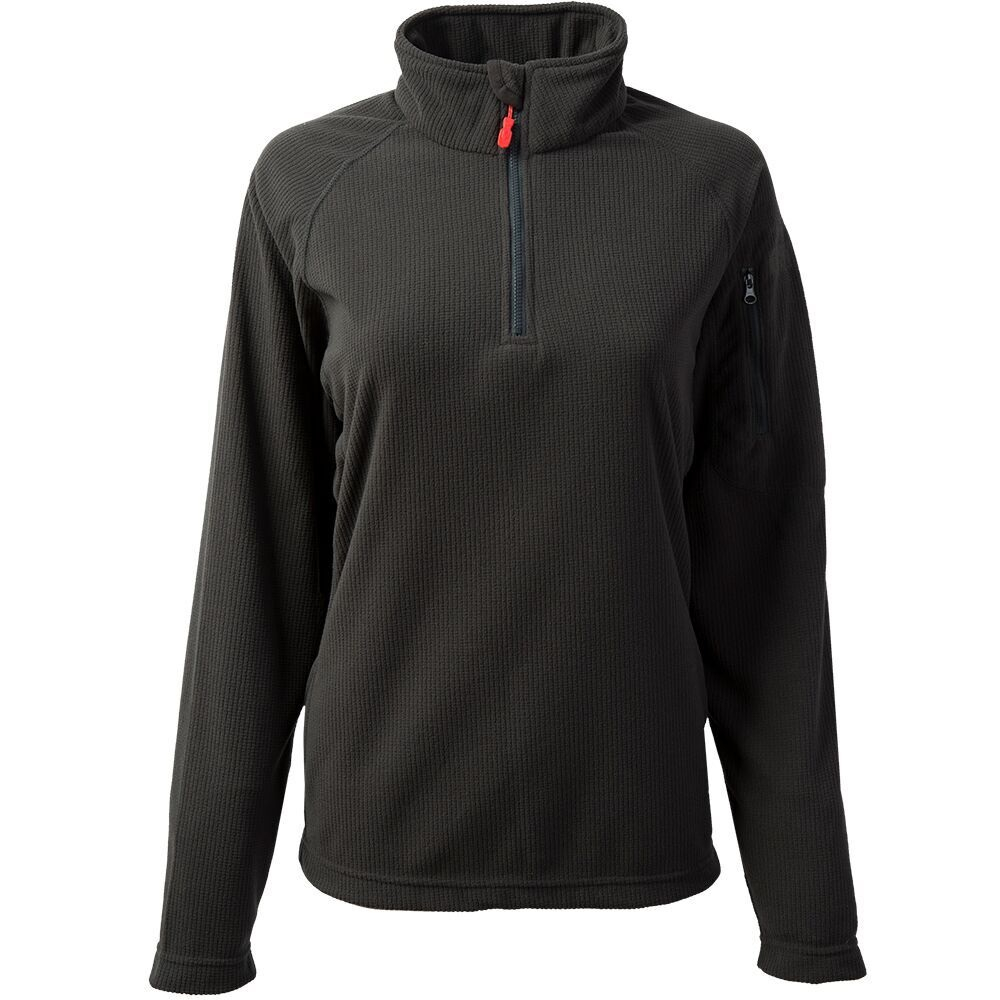 Women's Grid Microfleece