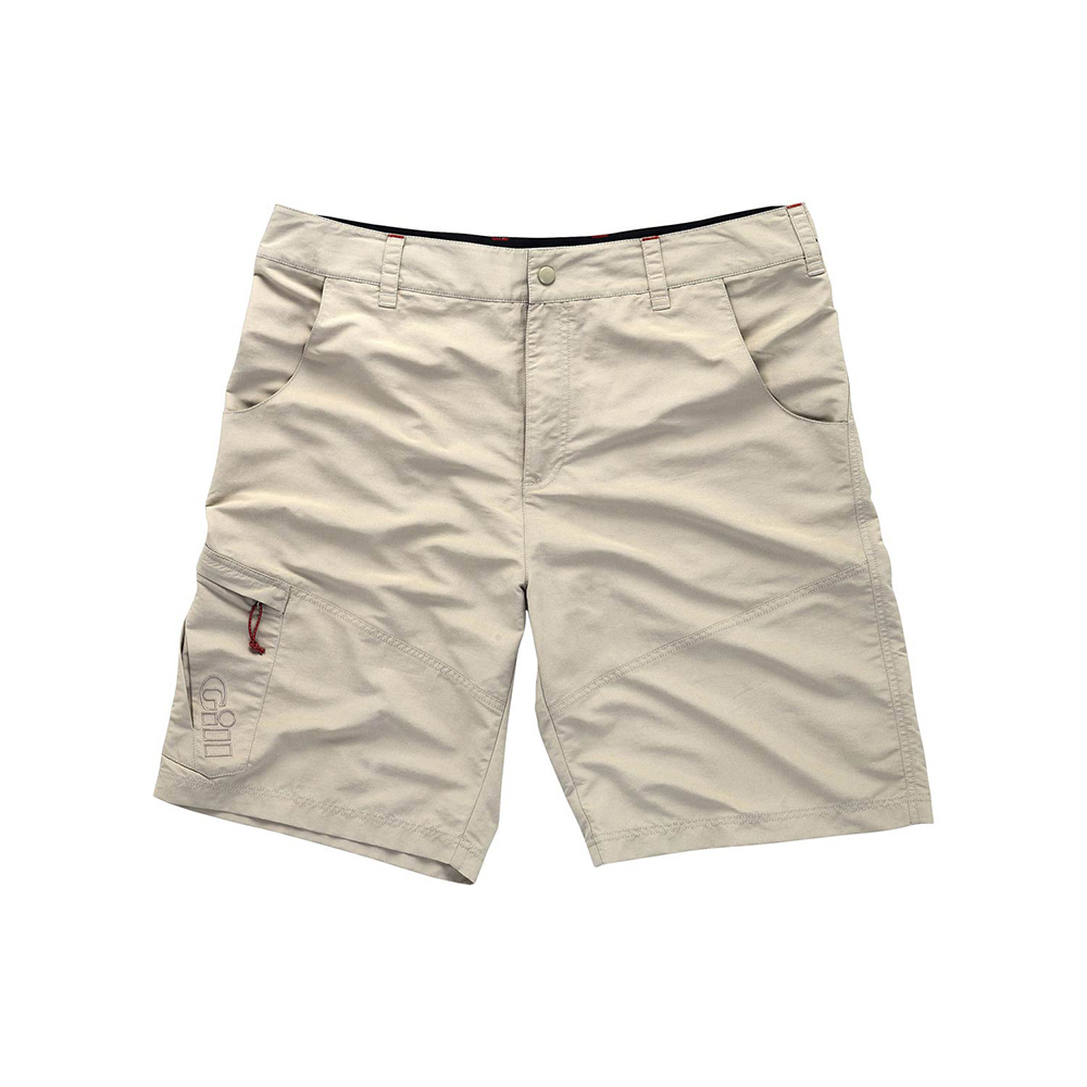 Women's UV Tec Shorts- Khaki