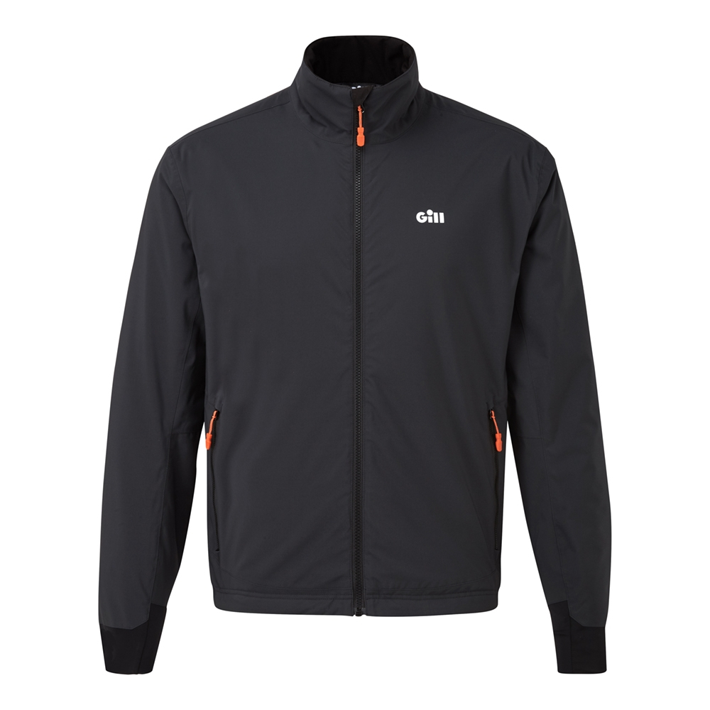 OS Insulated Jacket - Black