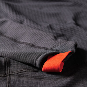 OS Thermal Zip Neck - Black