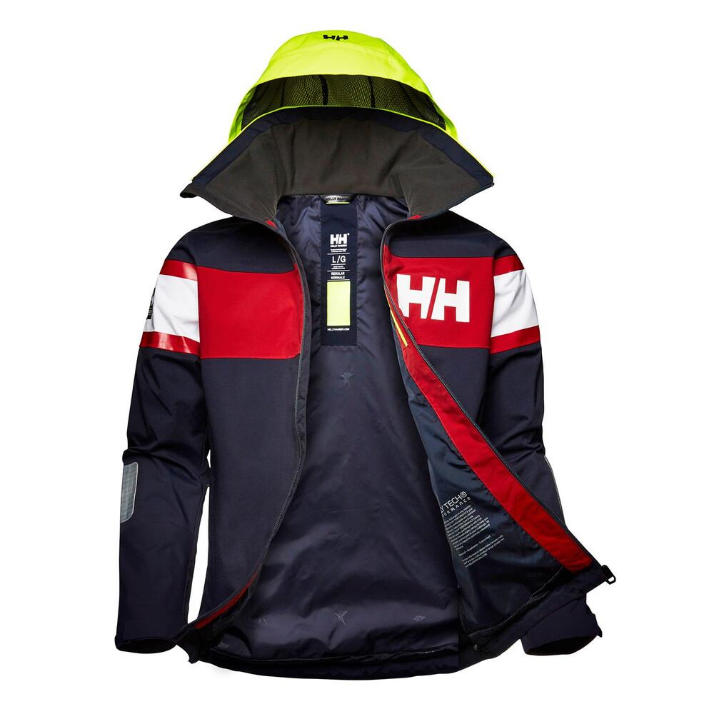 Salt Flag Jacket - Navy