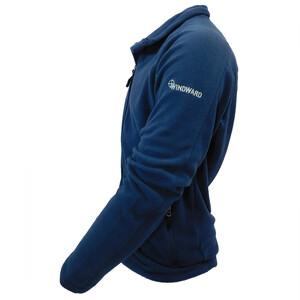 Eddystone Full Zip Fleece - Navy