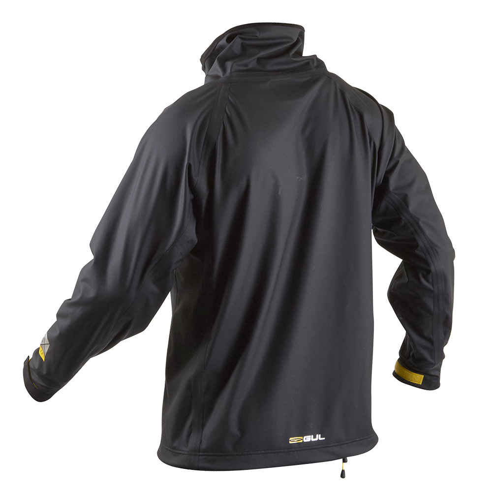 Junior Racelite Microfleece Spraytop - Black