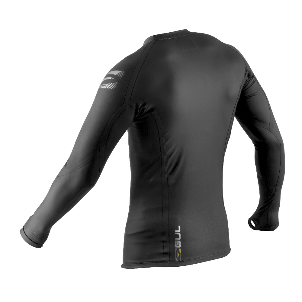Evorace Thermal Long Sleeve Top - Black