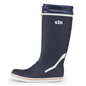 Tall Yachting Boot - Navy
