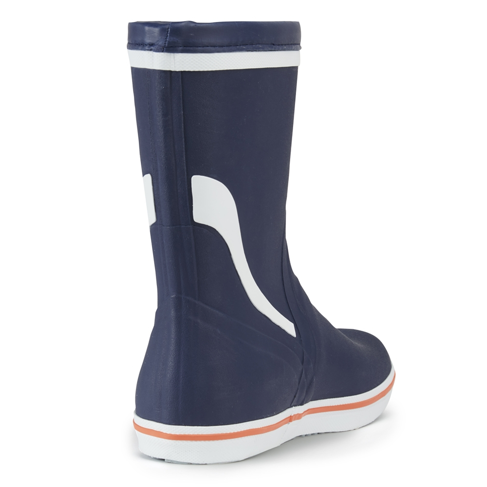 Short Cruising Boot - Navy