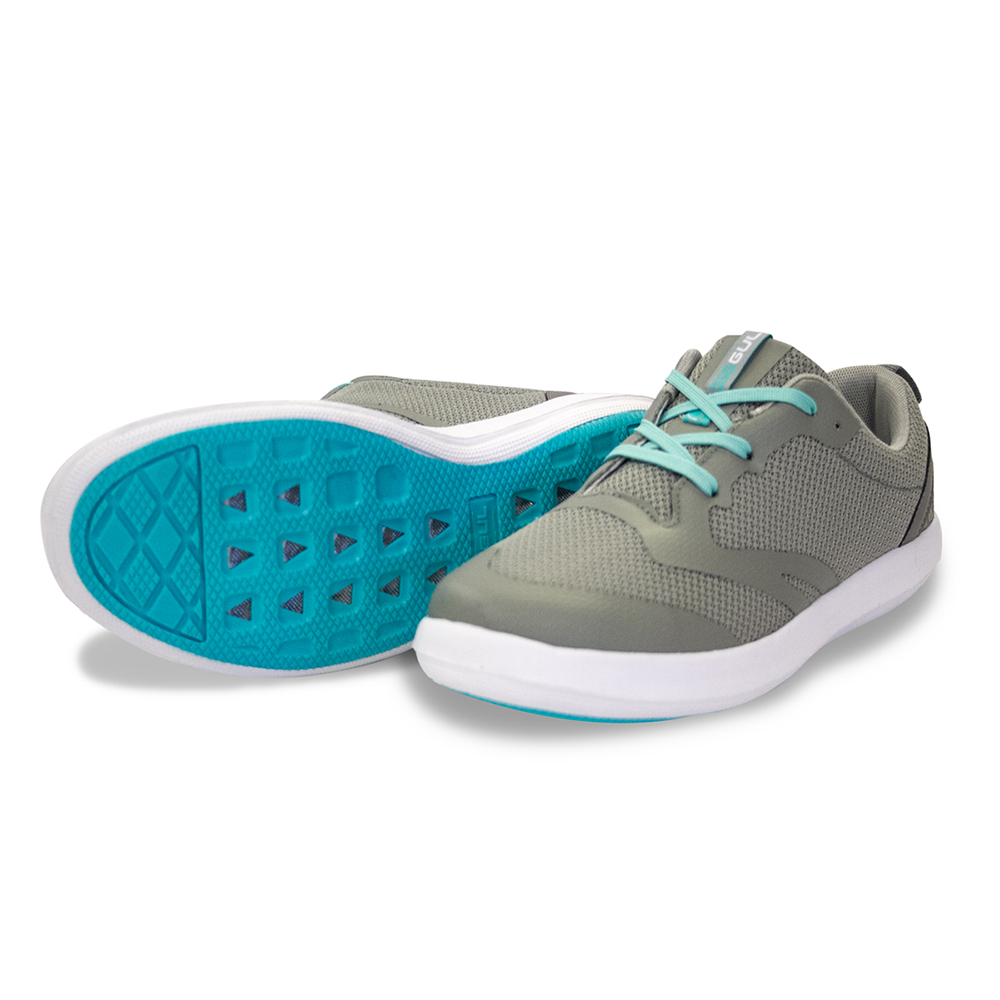 Women's Hydro Aqua Grip Shoe - Grey Mint