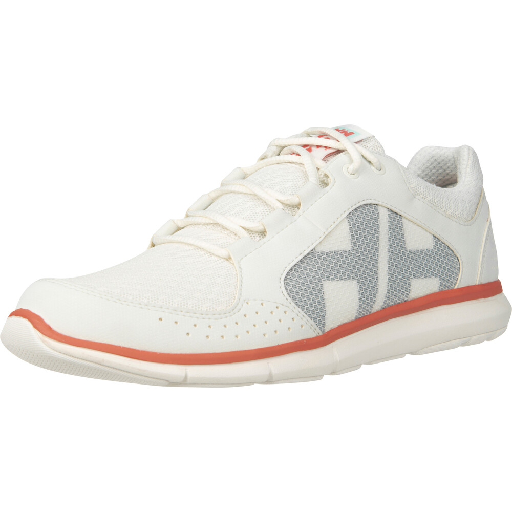 Women's Ahiga V4 Hydropower Deck Trainer - Off White