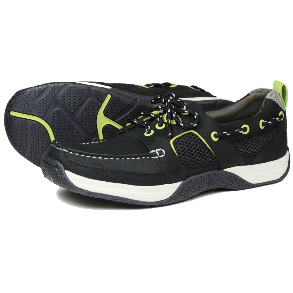 Wave Sports Deck Shoe - Carbon